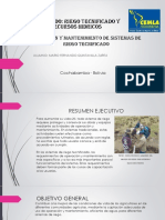 Operación y Mantenimiento de Sistemas de Riego Tecnificado