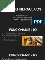Fluidos hidraulicos