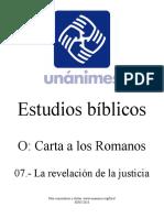O.07.- La Revelacion de La Justicia