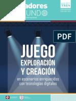 """Revista """"e-ducadores del Mundo"""" - 3era. edición."""