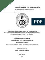 ALTERNATIVAS DE METO DOS DE PREVENCIÓN,tratamiento y remediacion de DAM.pdf