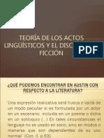 Teoria de Los Actos Linguisticos y El Discurso