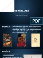 Revisao de Kierkegaard