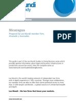 Guide Nicaragua