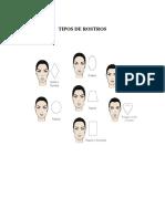 Detalles de Los Distintos Tipos de Rostro