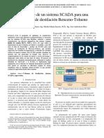 Articulo Del Sistema SCADA - Oscar Blanco, Marilin Inciarte, Jose Andrickson
