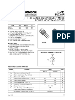 STP55NE06L Transistor N Channel MOSFET STMicroelectronics TO220 MAKE CASE
