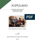 Apostila Discipulado Classe Adultos Na IPPSD(1)