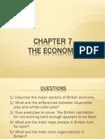Chapter 7 Economy