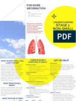 stage 1 non-small cell lung cancer