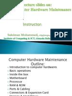 Basic Computer Hardware Maintenance.ppt