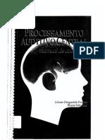 Processamento Auditivo Central - Manual de Avaliação - Liliane Pereira e Eliane Schochat