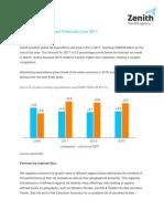 Zenith_Ad Spending Forecasts June 2017 Executive Summary