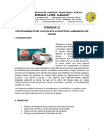 PRACTICA N°14 CACAO