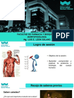 Sesion de Apendizaje 1 Anatomia y Fisiologia. Unw.farmacia 2019-i