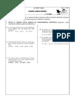 Ses. 4-Evaluación Escrita  5° B3