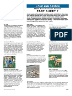 MS4 City Home and Garden Fact Sheet