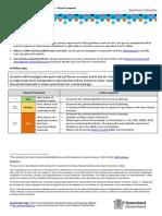 risk assessment template