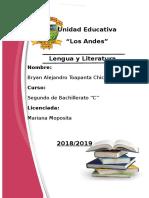 (1)Lengua y Lietratura