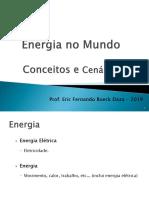 Aula 01 - Introdução a Sistemas de Energia