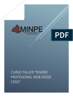 Diseño Web Instructivo