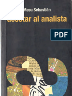 Acostar al analista-Masu Sebastián