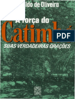 A Forca Do Catimbo-Oracoes