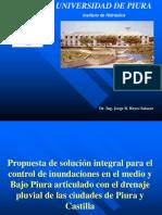 Problemática Drenaje e Inundaciones