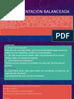 N° 05-Aliemntacion balanceada-I