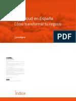 Cloud en Espana eBook