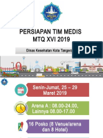 Persiapan Tim Medis Mtq Xvi Edit Rizal