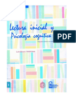 321492829 Lectura Inicial y Psicologia Cognitiva