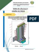 Memoria de Cálculo Buenos Aires