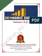 Economic Survey 2017-18 Volume I II Www.iasparliament.com
