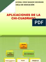 Aplicaciones de La Distribución Chi Cuadrado Para Clase