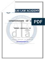 Constitution Sample1