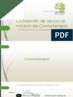 Cuadernillo de Apoyo Al Módulo de Cromoterapia Teozentli Mayo 2019