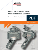 (Brochure) Bell Less Top Charging G3 and PC Series Chute Transmission Gearbox En
