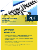 Propuesta Web Design