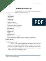 Network Lab Report