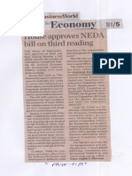 Business World, June 4, 2019, House approves NEDA bill on third reading.pdf