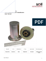 Man144 Rod Extensometers With Displacement Transducers