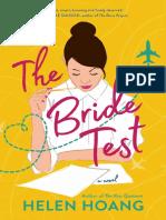 The Bride Test Chapter Sampler