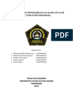 PELATIHAN DAN PENGEMBANGAN PT. UNILEVER.docx