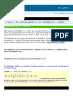 Guía de Actividades Del Alumno. PROBABILIDAD Y ESTADÍSTICA II