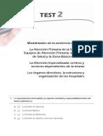 Muestra Auxiliar Administrativo Test Sacyl