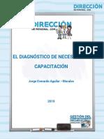 Diagnosticos de Necesidades de Capacitacion