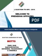 Ppt Poll Procedure