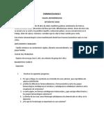 Farmacologia hipnoticos, sedantes y psicofarmacos casos