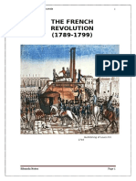 Causes of the French Revolution (2)